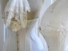 Detail corsets