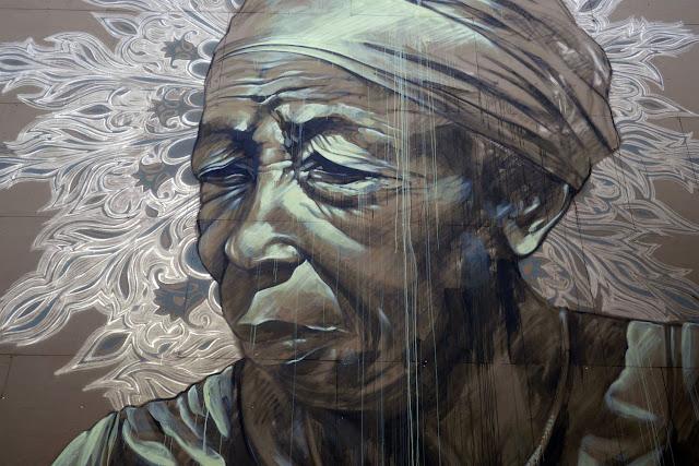 Street Art By Faith47 In Montreal, Canada. 4