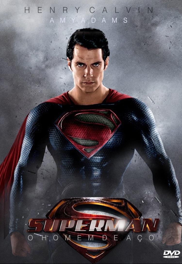 Superman: O Homem de Aço – Dublado (2013)