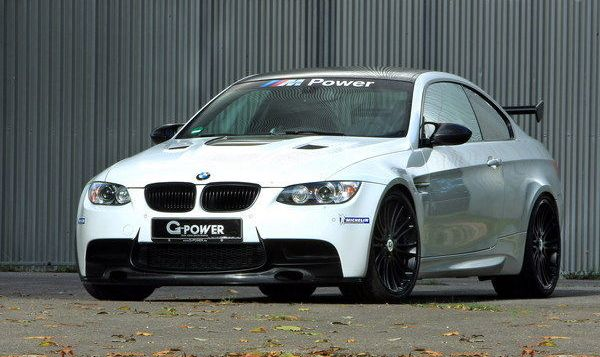 "BMW M3 ""Sporty Drive"" by G-Power gassguzzler"