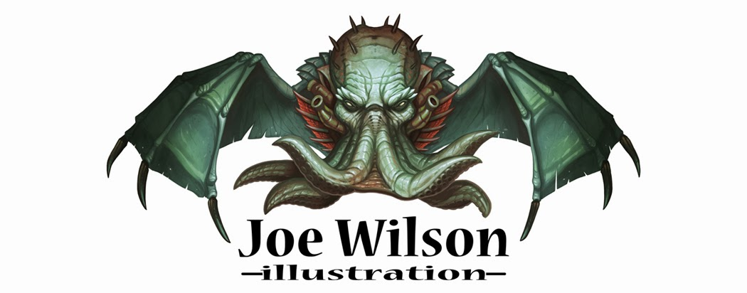 Joe Wilson Illustration