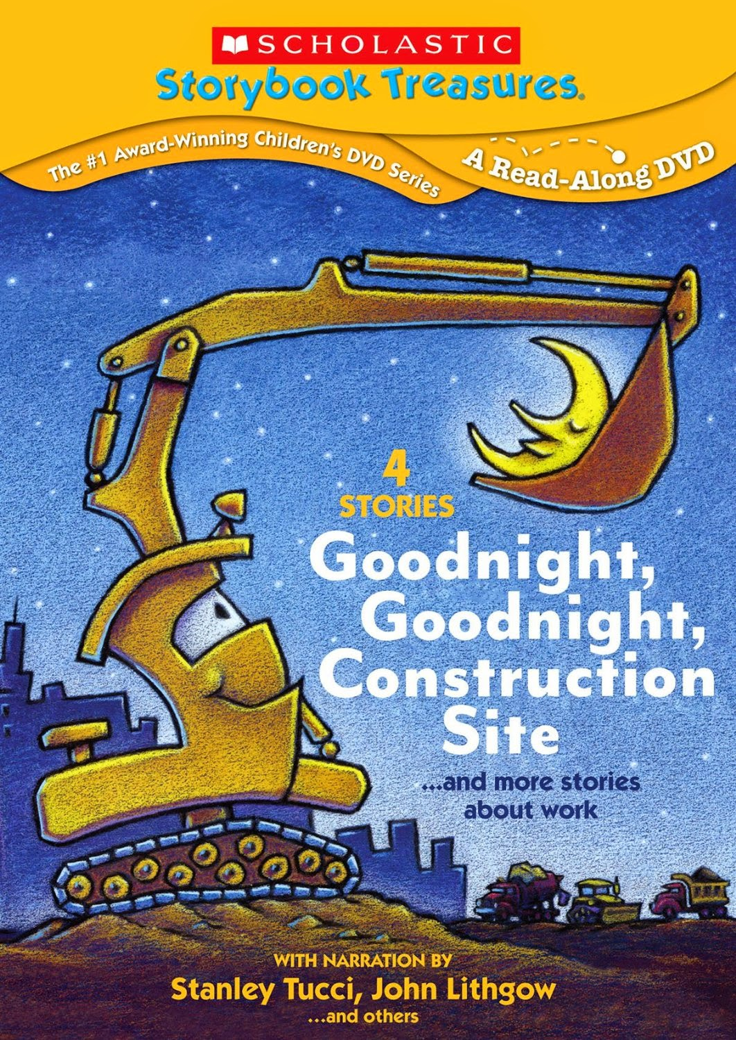 Goodnight Goodnight Construction Site & More Stories About Work