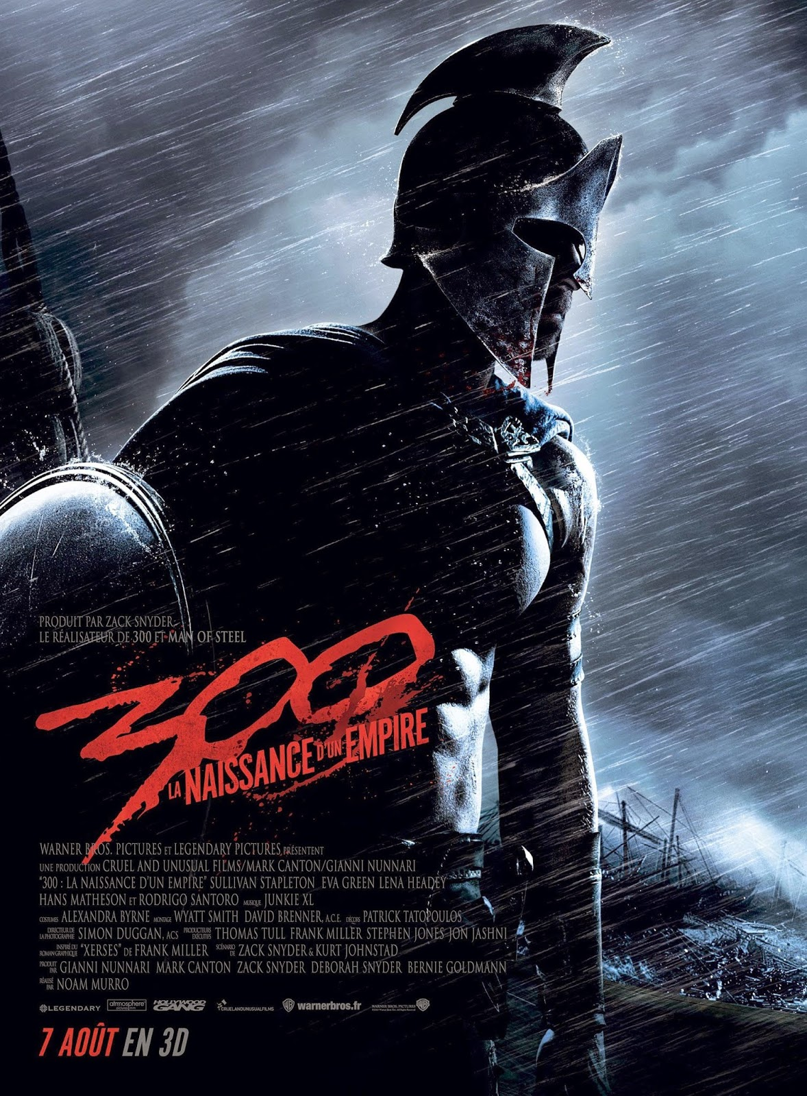 Regarder 300: Rise of an Empire en streaming