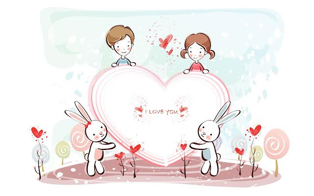 Imagenes de Fondos para San Valentin dia del amor y la amistad