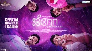 Zero Official Theatrical Trailer _ 2K _ Ashwin _ Sshivada _ Nivas K Prasanna _ Shiv Mohaa