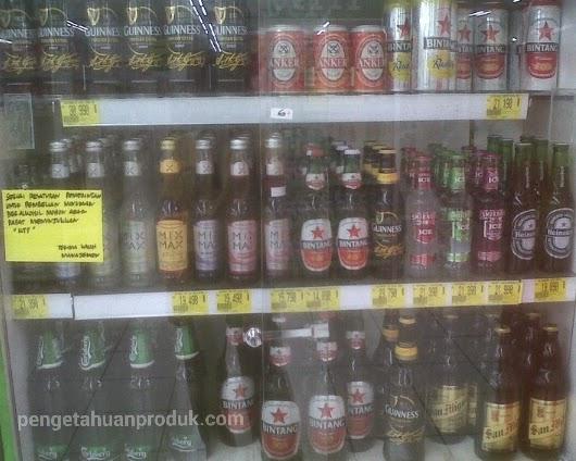 Pembelian Minuman Beralkohol Di Supermarket, Kini Diperketat