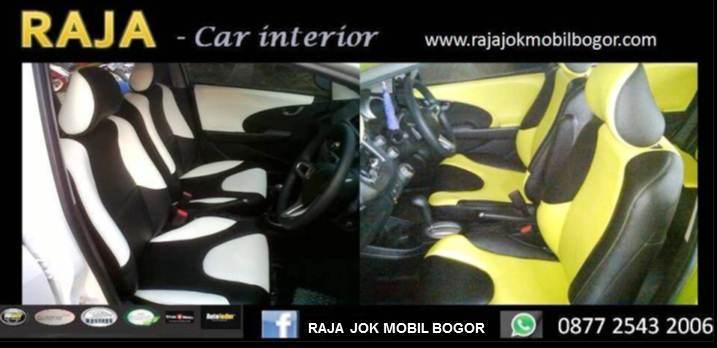 RAJA Jok Mobil - Car Interior - Bogor => 087725432006 - PIN BB 32653D1F
