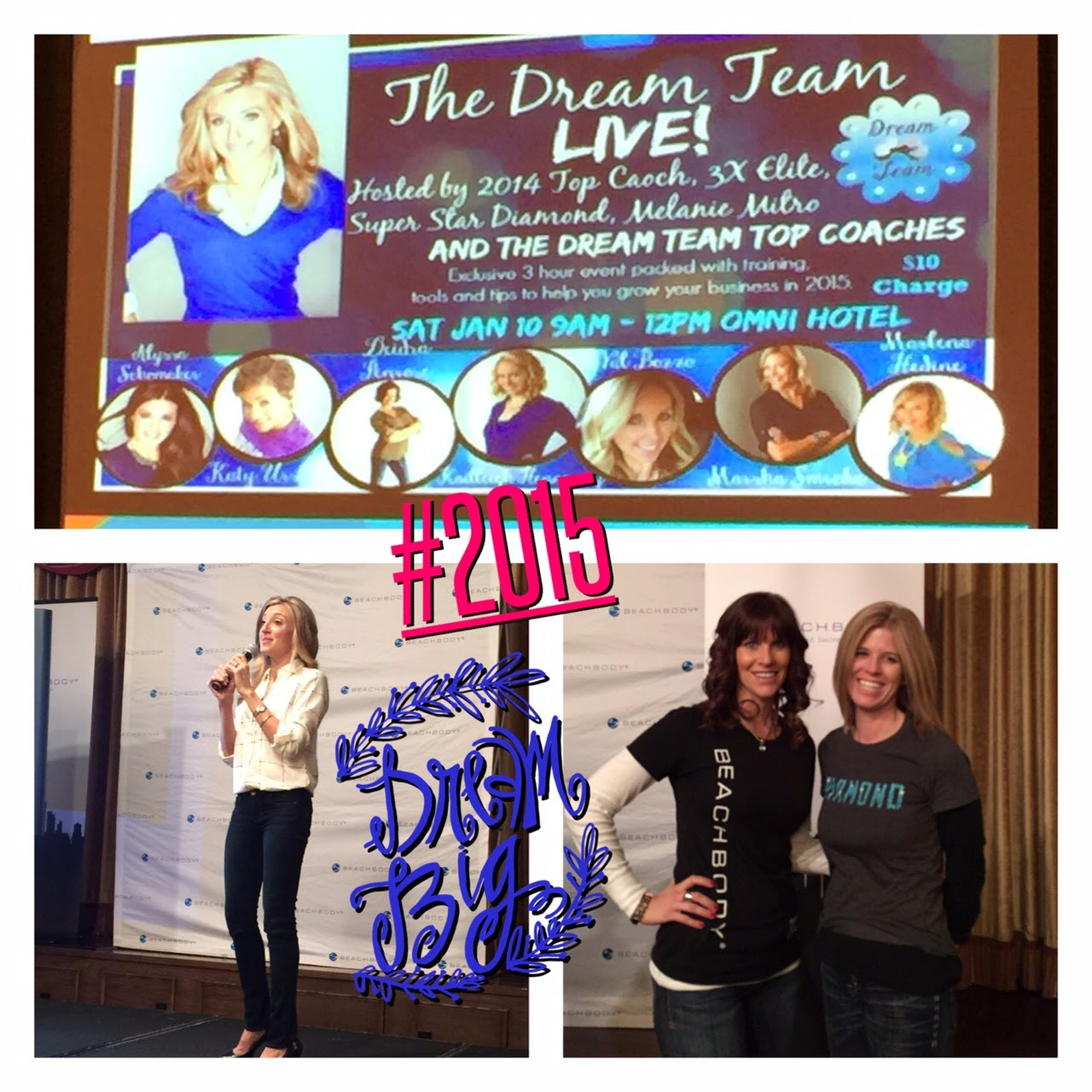 Super Staurday, Beachbody.  Celebration with Melanie Mitro and the Dream Team, www.HealthyFitFocused.com