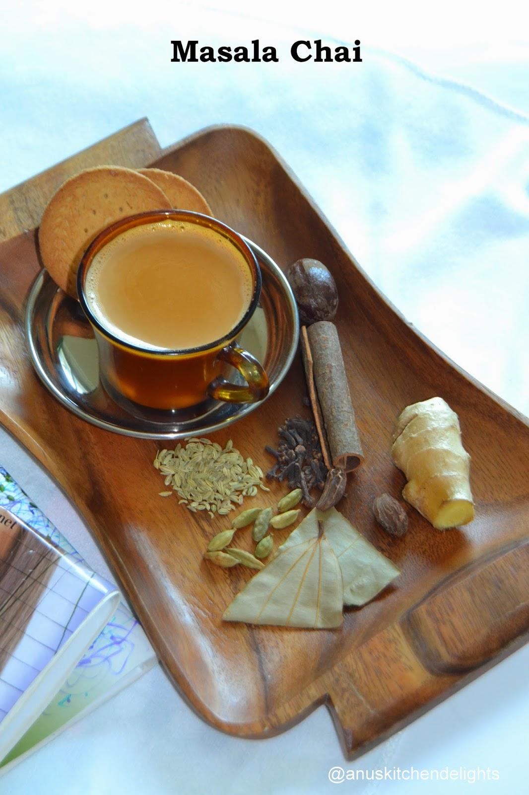 Masala Chai/ Tea