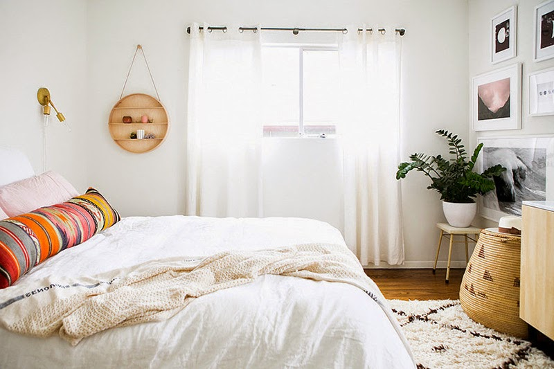 30 inspirations d co pour la chambre blog d co mydecolab for Deco chambre simple