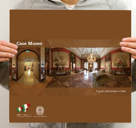 Exhibition & Museum Brochure Design