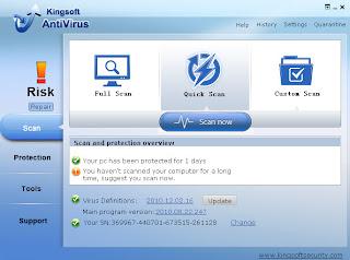 Download free kingsoft antivirus