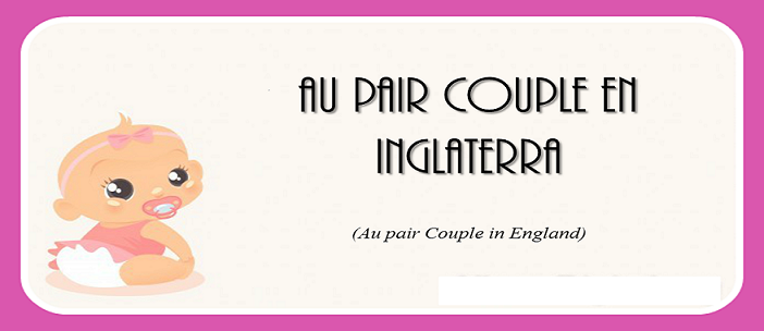 Au pair couple en Inglaterra