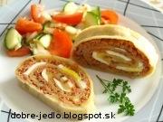Zemiaková roláda - recept