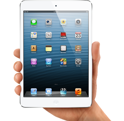 Apple iPad Mini is now Official!