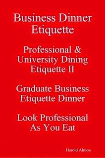 Graduate Business Etiquette Dinner
