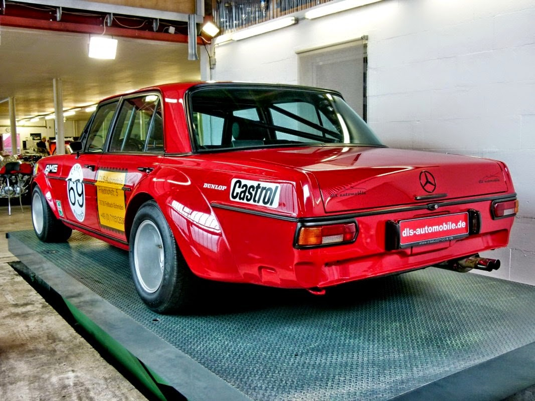 Benztuning mercedes benz w109 300 sel 6 3 amg video for Mercedes benz 6 3