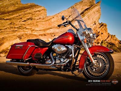2013 Harley Davidson Road King Standard