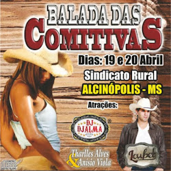 Download – CD Balada das Comitivas