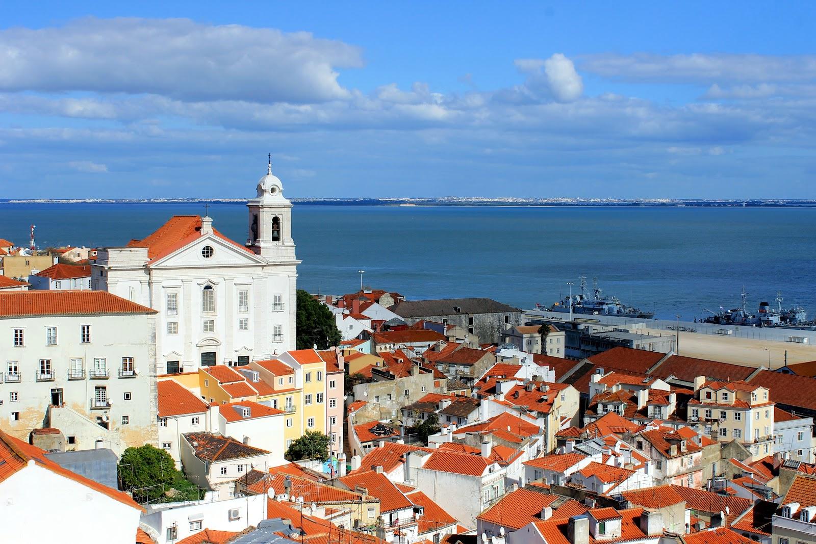 TOP 10 atrakcje turystyczne Lizbony atrakcji turystycznych Lizbony Portugalii