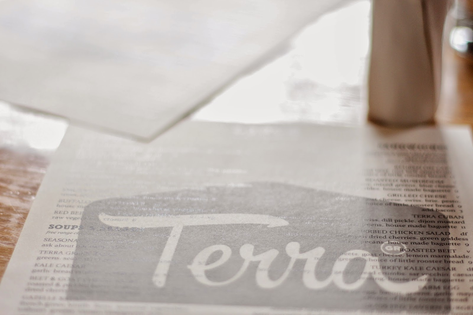 Terra, Grand Rapids, Michigan Restaurant, Project Soiree