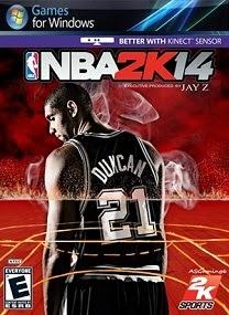 NBA 2K14 PC COVER NBA 2K14 RELOADED