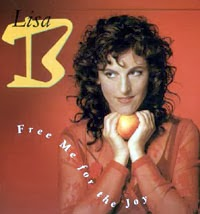 cover of Free Me for the Joy CD by Lisa B aka Lisa Bernstein