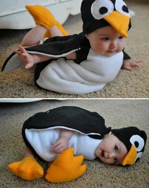 Tweety baby dress