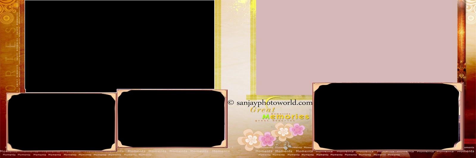 sanjay photo world karizma wedding album designs vol 03