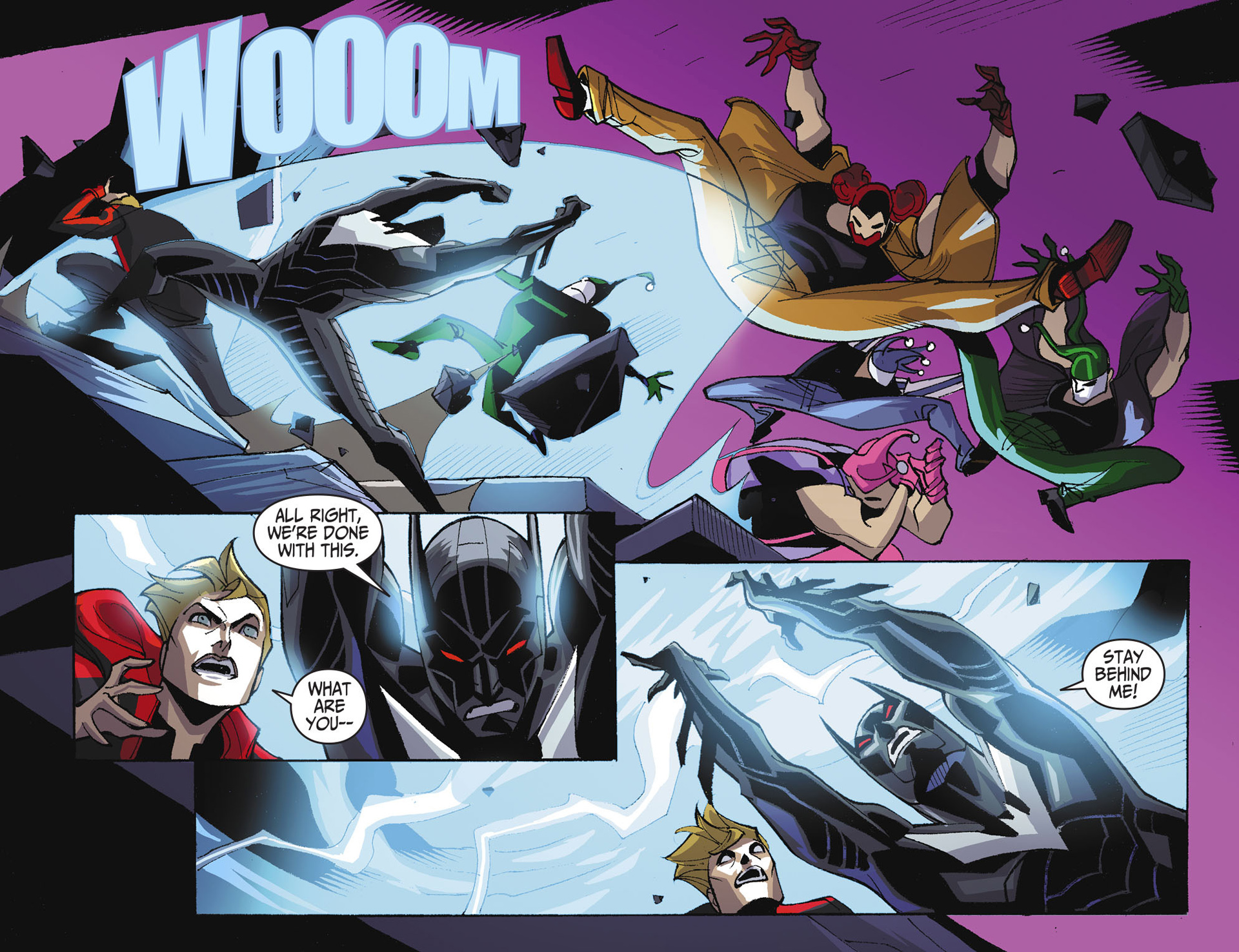 Batman Beyond 2.0 Issue #20 #20 - English 8