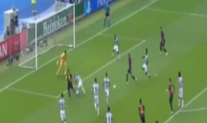 Barcelona Champions League Barcelona vs Juventus Results are: Score 3-1