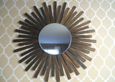15 вариантов самодельного декора зеркал от fljuida.com 11