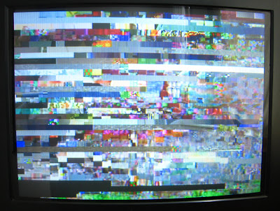 Television, Static, Digital