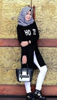 Inilah Trend Hijab Casual Dan Modis Tahun 2016