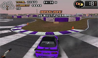Screenshots of the Drift Mania Championship for Android tablet, phone.