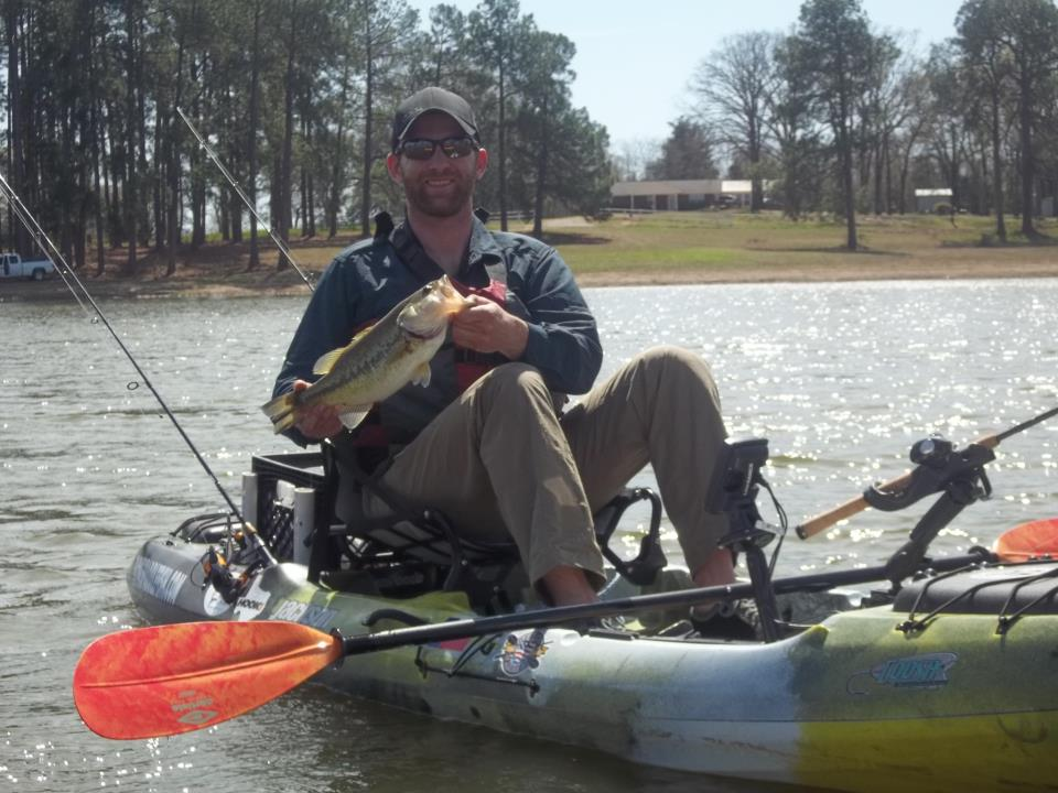 Second thoughts on quitting tournament fishing payne for Kayak fishing tournaments near me