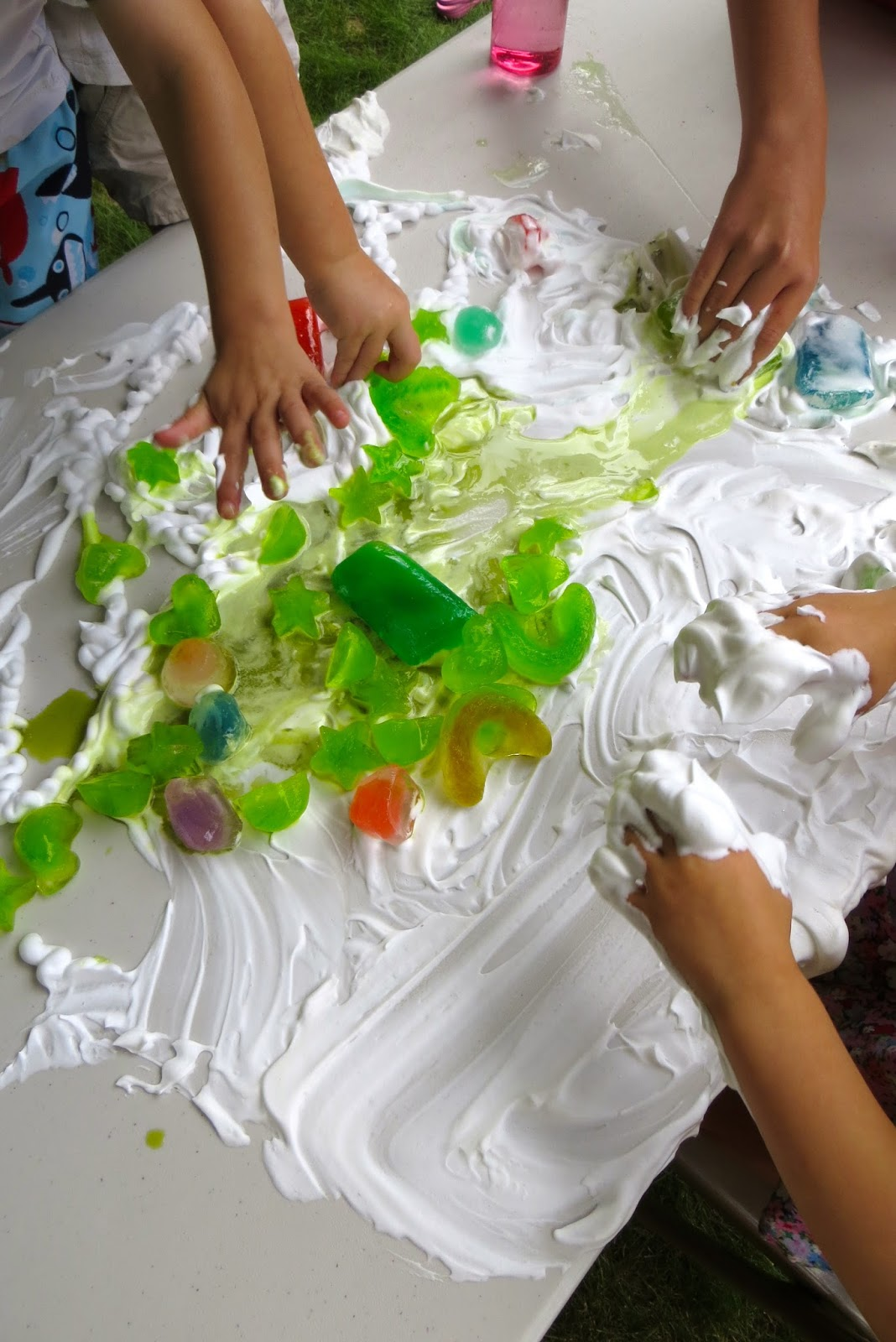 Ms. Sara\'s Preschool Blog: Summer Camp - Ice!