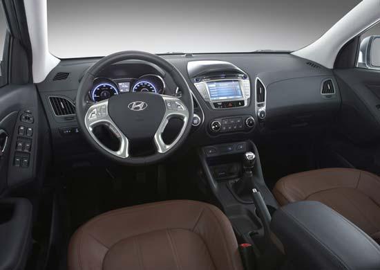 Hyundai ix35 - Fotos ix 35 - Notícias Automotivas