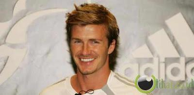 7 Gaya Rambut David Beckham Paling Keren