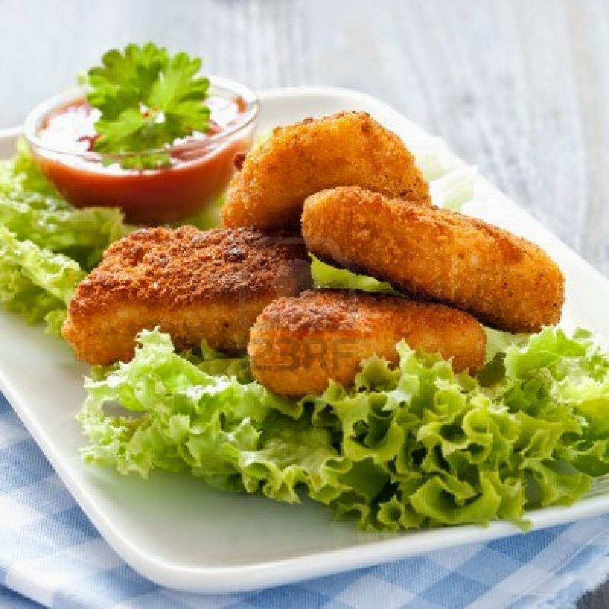 Nugget Ayam Tahu: Resep Membuat Nugget Sayur Enak Sehat Dan Praktis