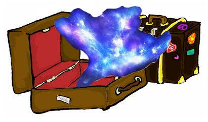 Kosmos w walizce