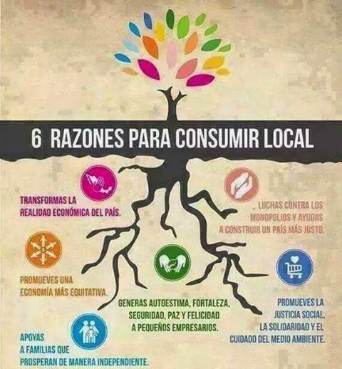 consumir local