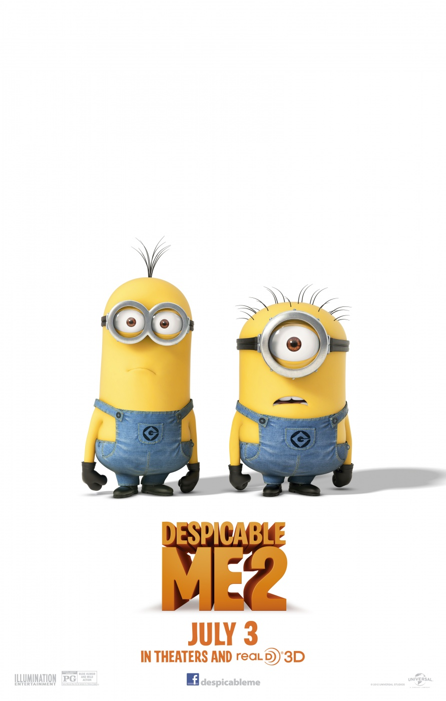 movie review despicable me 2 essay Universal summer's always a great time for families to head to the movies 'despicable me 2' family review: will kids and parents like it tags despicable me 2 despicable me 2 family review despicable me 2 review despicable me 2 showtimes despicable me 2 trailer family film review video.