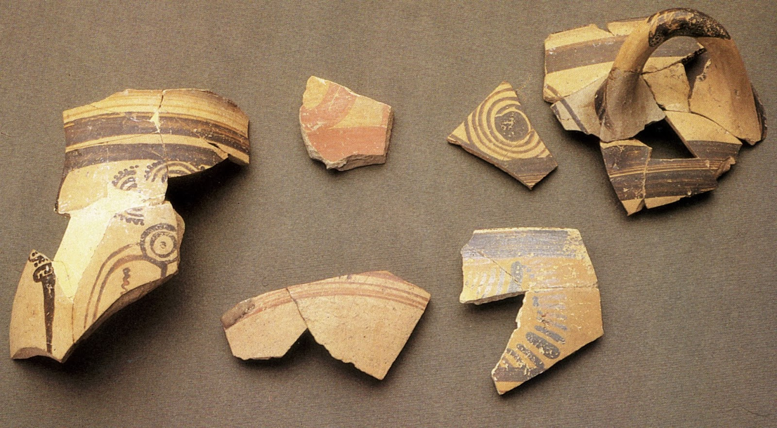Quotidiano honebu di storia e archeologia la ceramica for La ceramica