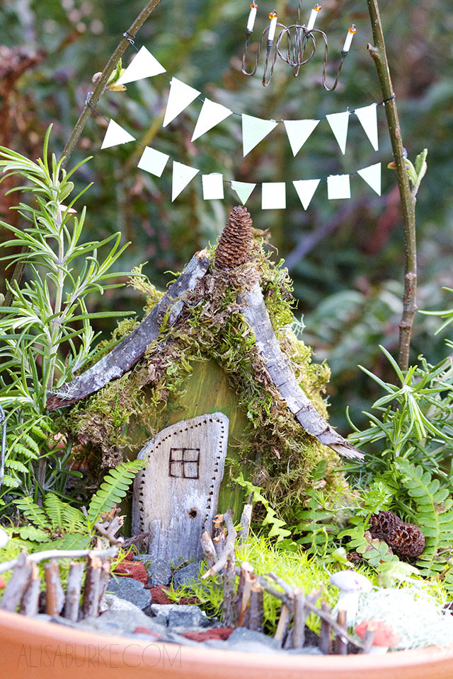 Alisaburke A Fairy Garden For Lucy