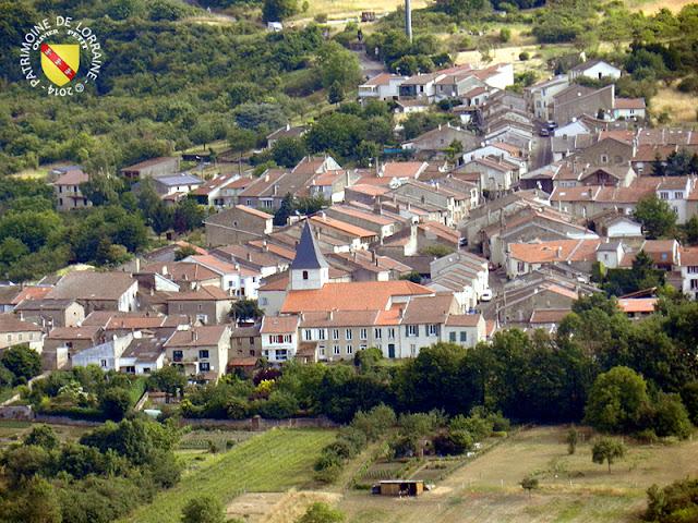 CHALIGNY (54) - village