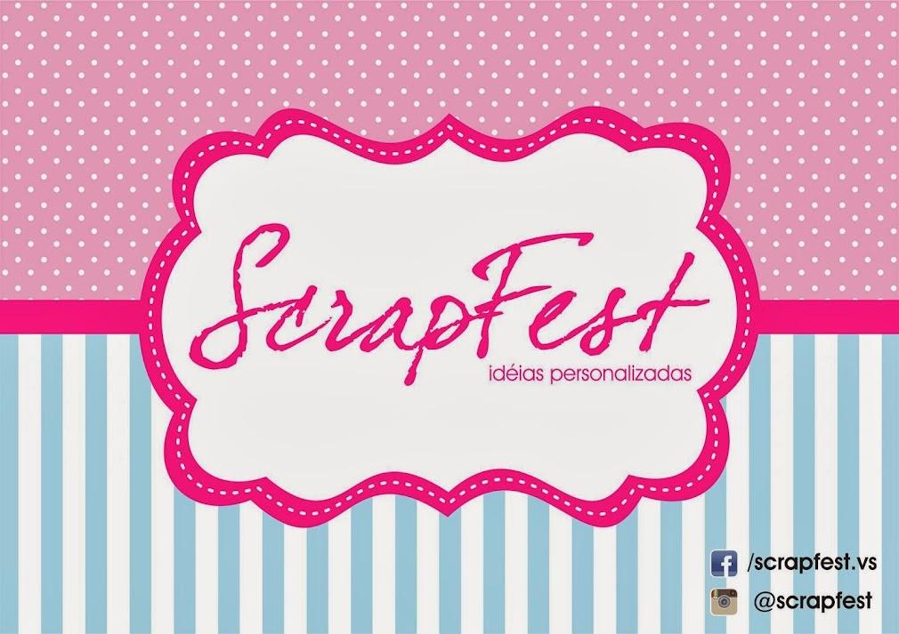 ScrapFest - Idéias Personalizadas