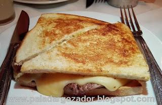 Confiteria Torres Sandwich Barros Luco
