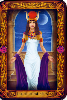 The High Priestess, Deck Unknown