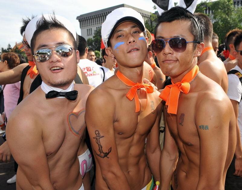 Next year, Taiwan.